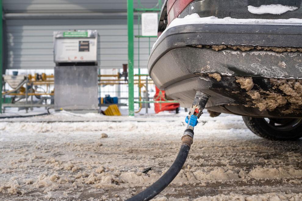 Verkürzung der Umschaltung auf Autogas